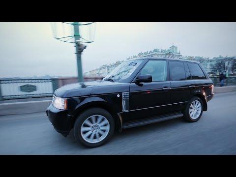 Range Rover 510 сил. Почти мечта.