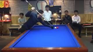 BIDA ONLINE - 당구 Hoàng Phi vs Đình Khánh Tứ kết libre billiards