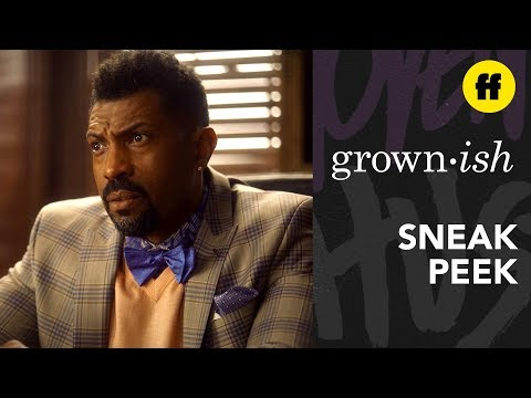 Grownish season 2 episode 19 Dean Telphy