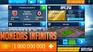 Como Hackear Dream League Soccer 18 Monedas Infinitas