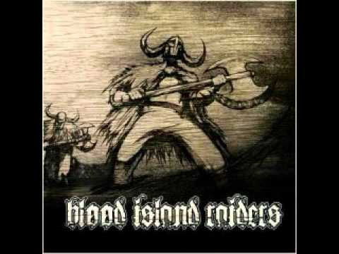 BLOOD ISLAND RAIDERS- Night of the Frost