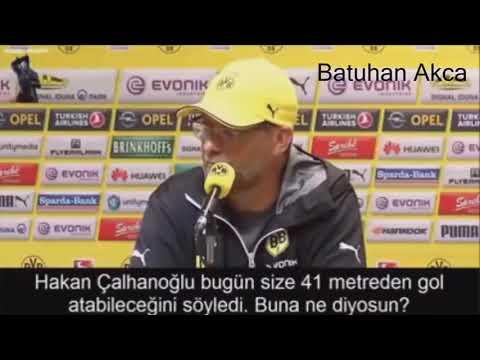 Hakan çalhanoğlu 41 metre golü