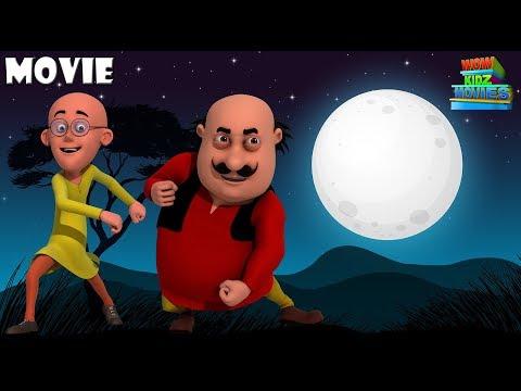 Motu Patlu - Mission Moon | Animated Movies for kids | Funny cartoons | Full Movie | WowKidz Movies