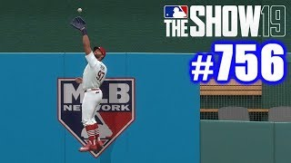 FIRST ROBBED HOMER IN THE NEW GAME!   MLB The Show 19   Road to the Show #756