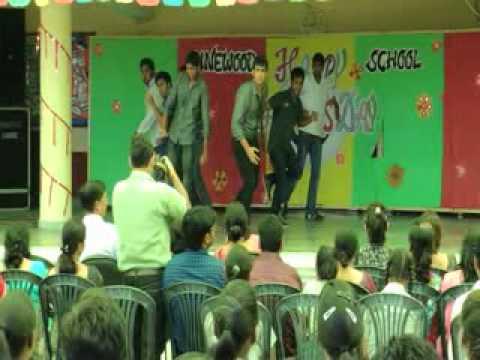 Teachers day pinewood school 2012  (DJ boyzz)