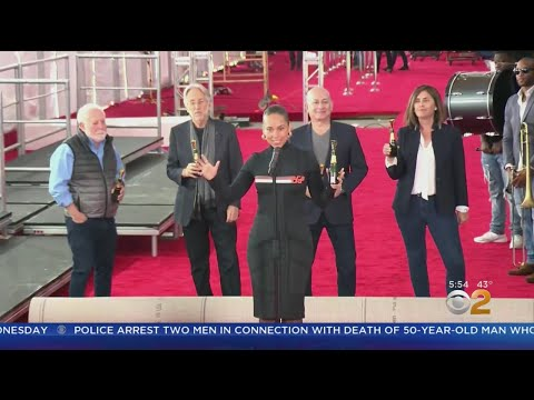 GRAMMYs Red Carpet Roll-Out