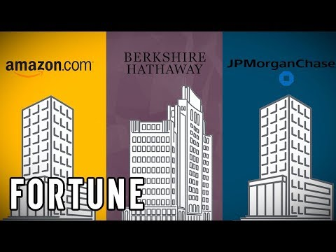 Amazon, Berkshire Hathaway and JPMorgan Chase Team Up I Fortune Mp3