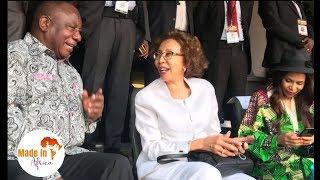 Meet President Ramaphosa's Beautiful Wife Dr  Tshepo Motsepe