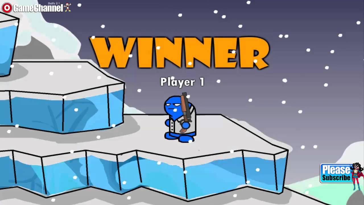 Gun Mayhem Y8 Flash Online Free Games Gameplay Vi̇deo Youtube