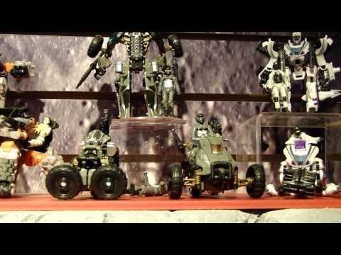 Seibertron.com Toy Fair 2011 Transformers 3 DotM Human Alliance