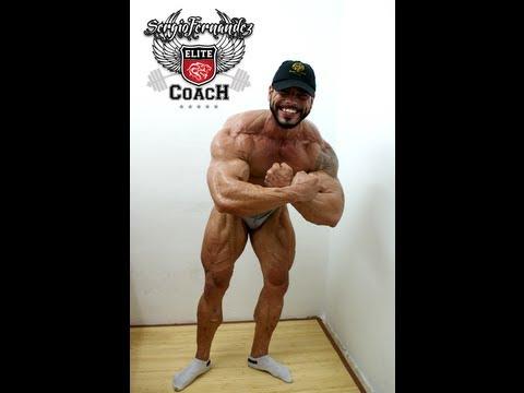 Muscular Development  Sergio Fernandez - España