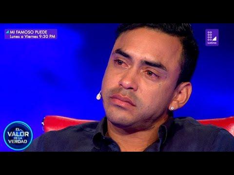 Diego Chávarri: ¿Abandonó tu padre a tu madre cuando estaba embarazada de ti?- El valor de la verdad