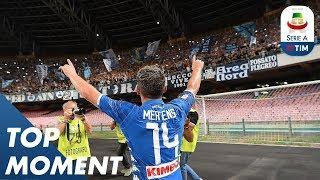Napoli 3-2 Milan | Dries Mertens Scores Dramatic Winner | Serie A