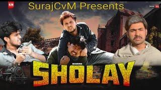 SHOLAY || Kaluva Ka Londa ||  Round2hell || SurajCvM || Nazim Wasim Jyain  BBG, R2HNEWVIDEO| SOTY2