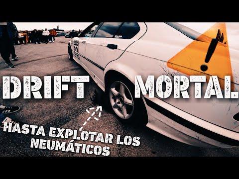 ¡DRIFT MORTAL HASTA EXPLOTAR💨🔥! ❌(ME ARRIESGO MUCHO)❌ *EPIC* | TREMENDO