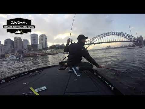 2019 BREAM Australian Open | Day 1 Highlights On Sydney Harbour