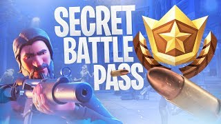 Secret Week 2 Battle Pass Location In FORTNITE BATTLE ROYALE!