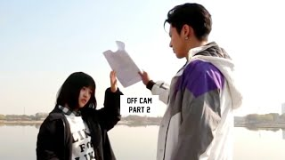 [ PART 2 ] Dylan Wang & Shen Yue || Off-Cam Moments