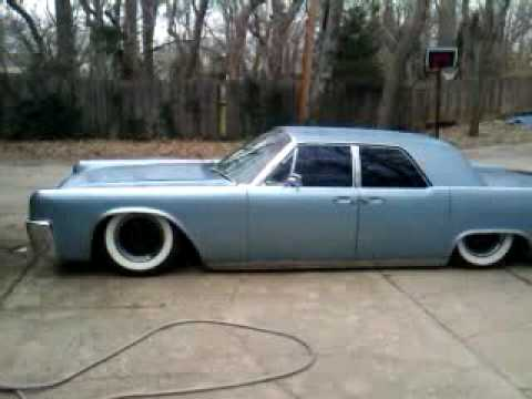 1963 Lincoln Continental For Sale - YouTube