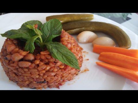 Loğlazlı  Bulgur Pilavı Tarifi - Bulgur Pilaf With In Cowpea Recipe -Pirpirim