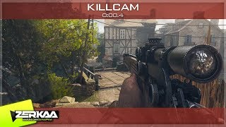 WW2 FINAL KILLCAM EPISODE 1? (Call of Duty: World War II)