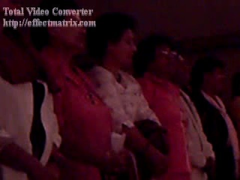 ACS Concert - The Waterlily Song