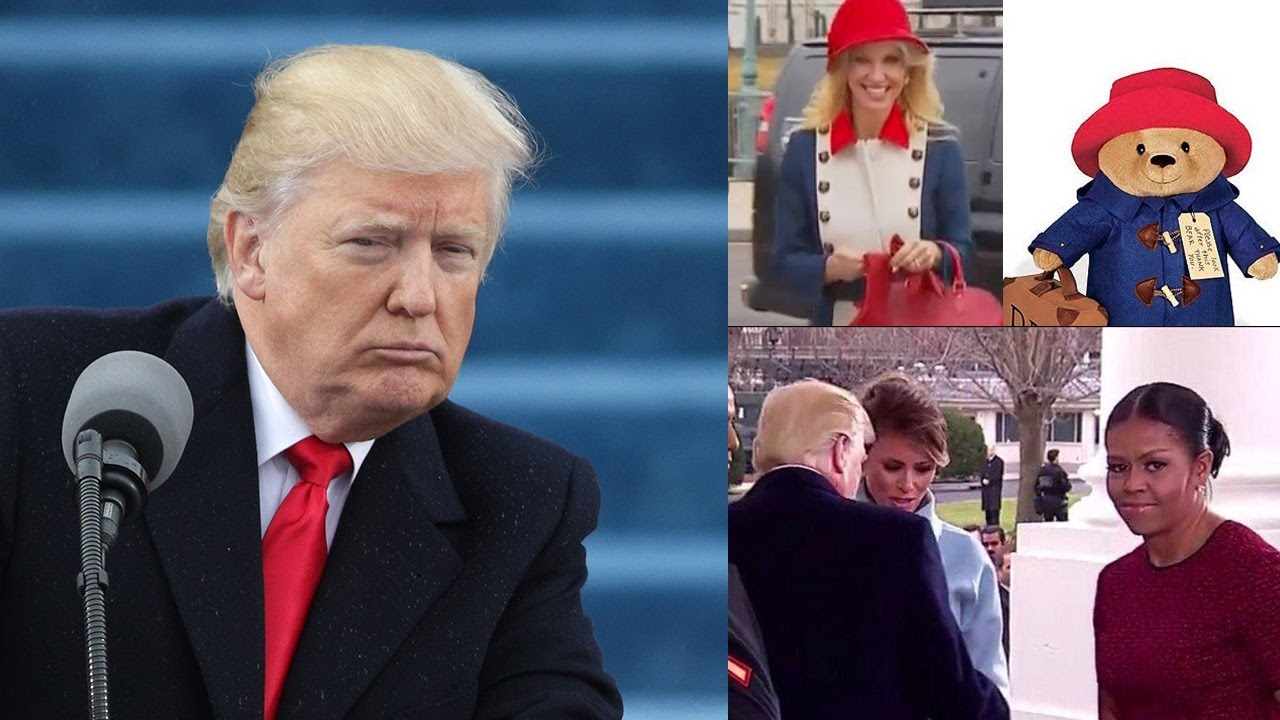 maxresdefault funniest memes & awkward moments from donald trump's inauguration