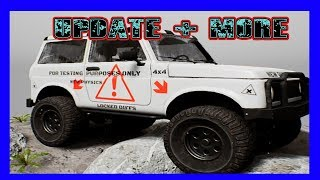 Pure Rock Crawling Update + Other Games