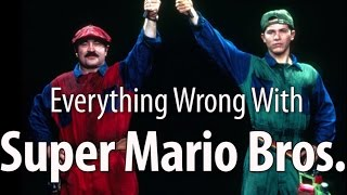 Everything Wrong With Super Mario Bros. In 21 Minutes Or Less