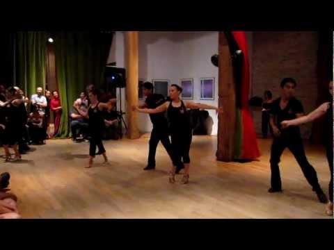 Latin Rhythms Bachata Pro Team