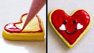 Для влюблённых: десерт своими руками | К Дню Святого Валентина