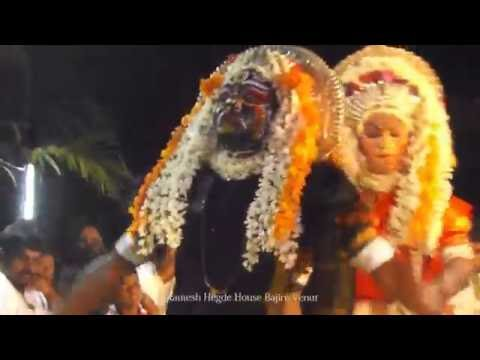 Bootha Kola at Ramesh Hegde House Bajire Venur  on30/04/2015