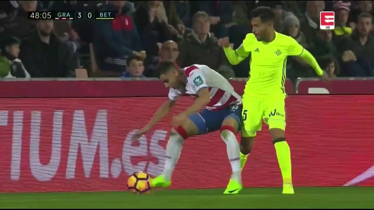 Andreas Pereira Vs Real Bétis HD 720p (17/02/2017)