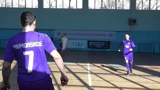 Чемпионат МФЛ 2017-2018 Высшая лига 12 тур ПВС - Нива