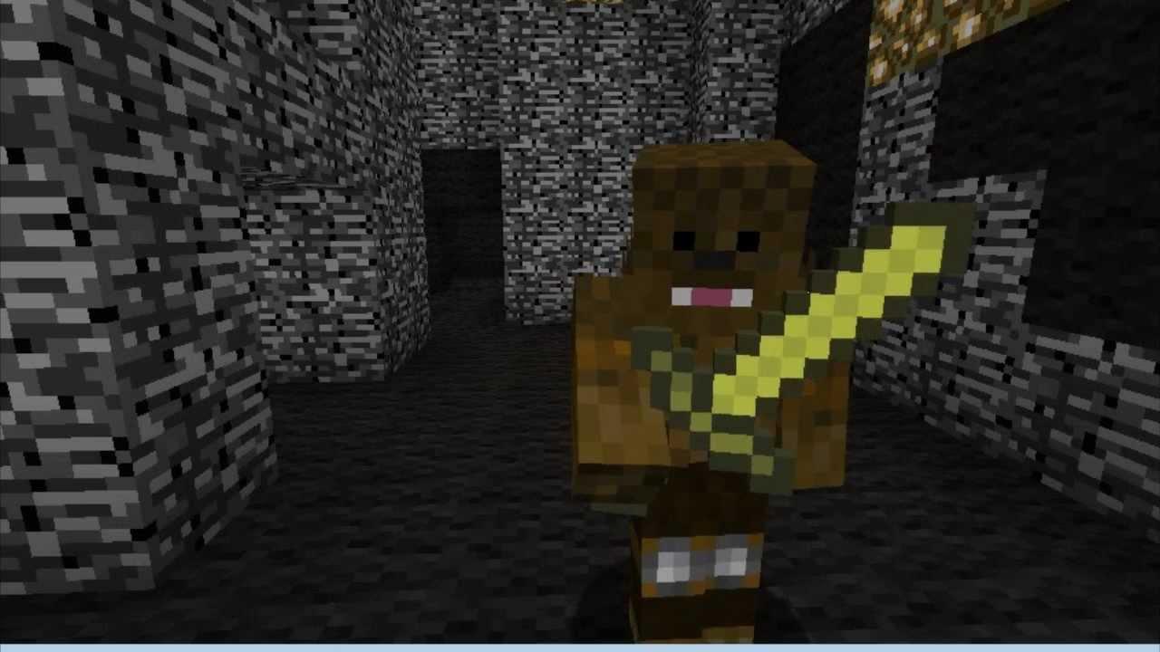 Minecraft Skins Star Wars Chewbacca YouTube
