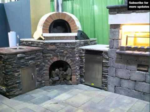 Outdoor Kitchen Design Ideas & Pictures - YouTube