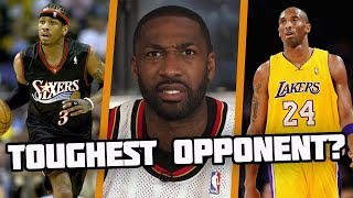 """""""I'd Rather Guard Kobe Than Allen Iverson"""" Gilbert Arenas Explains Why A.I. Is His Toughest Opponent"""