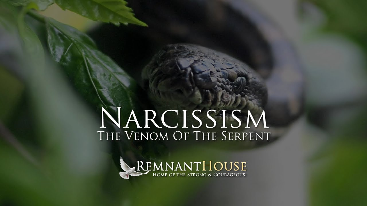 Narcissism: The Venom Of The Serpent! - Peter Michael Martinez