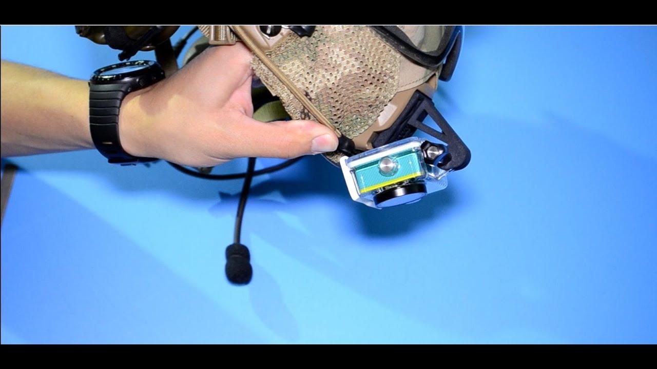 Как правильно снять GoPro со шлема? by gopro-shop.by - YouTube