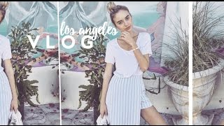 LOS ANGELES VLOG ☀ What I do on a typical week.