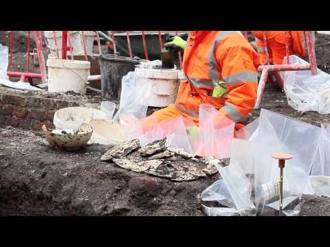 Crossrail Archaeology: 18th
