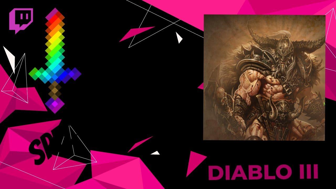 Diablo III Spectrum Sword and Horadric Hamburger