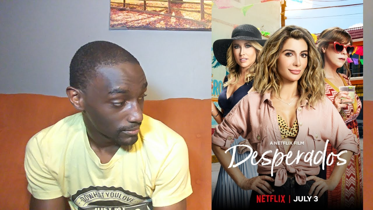 Netflix Desperados Movie Review Youtube