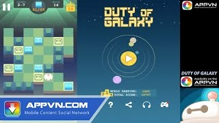 Duty of Galaxy - Game giải đố nhẹ nhàng mới ra mắt