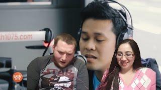Marcelito Pomoy Power of Love Wish FM Reaction Video