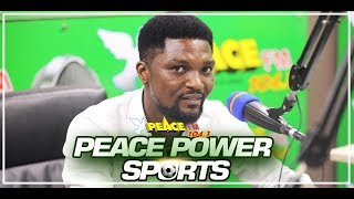 PEACE POWER SPORTS REVIEW (27/05/2019)