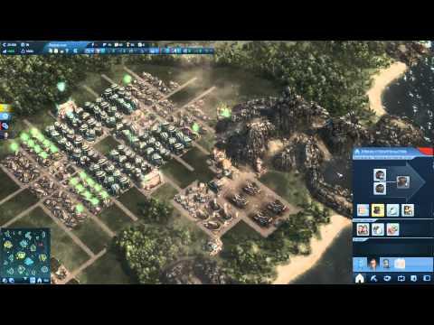 Anno online - обзор лучшей браузерной игры 2013 года от Кината