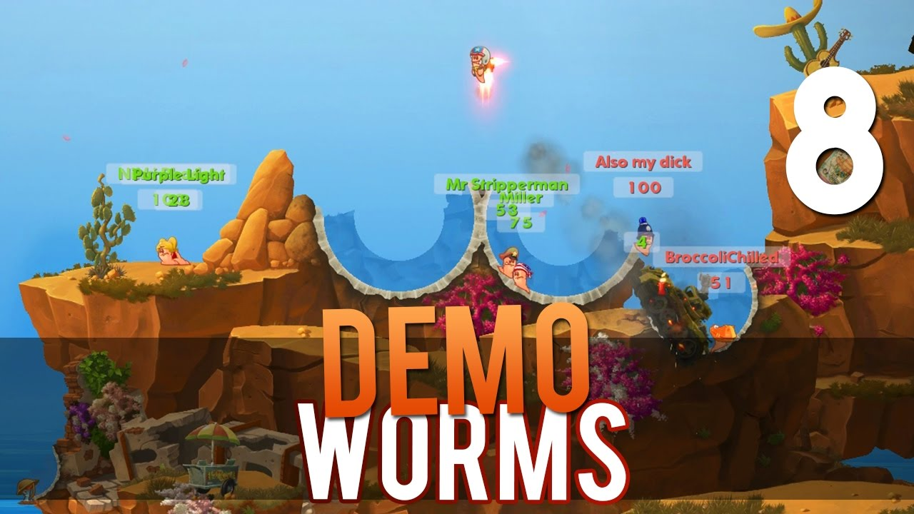 demo jouable worms