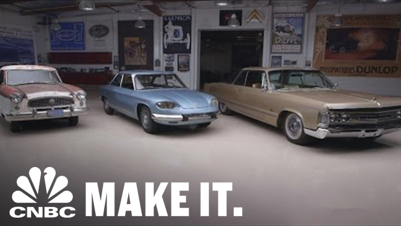 Jay Leno Talks Value of Old, Unrestored Cars | CNBC Make It. - YouTube