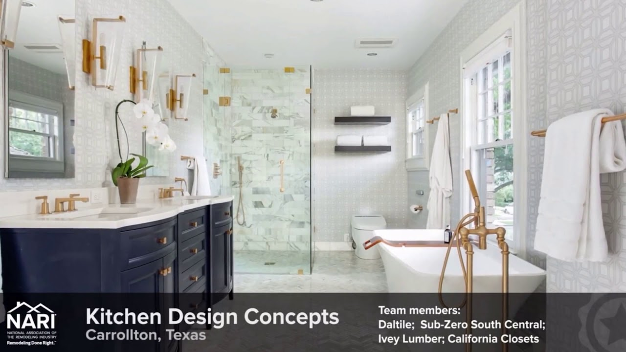 Kitchen And Bath Remodeling Dallas Design Concepts